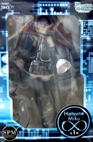 Hatsune Miku figure Project DIVA Arcade Future Tone Infinity ∞ SEGA