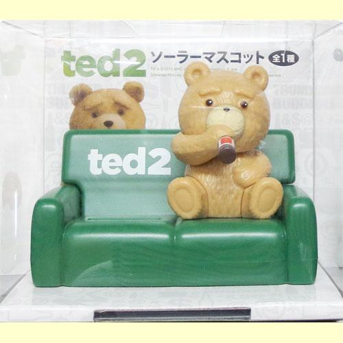 泰德 2 1 ted2 太阳能吉祥物 ☆ 所有 ★