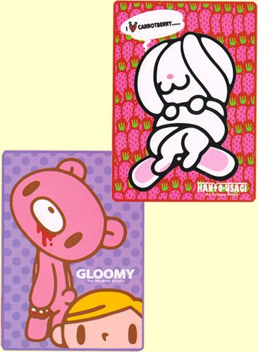 Chax GP-guru-MI-, generic rabbit giant blanket ver.2.0 2pcs