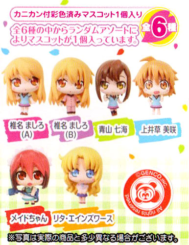 A Movic Caracol Sakura-his woman all 6 kinds