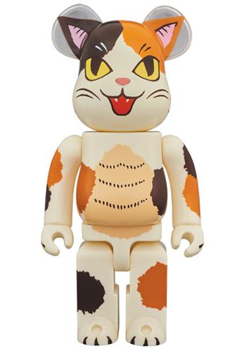 メディコムトイ BE@RBRICK ベアブリック 31 シークレット 化猫怪獣 ネゴラ 単品
