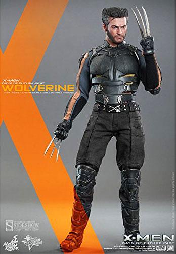 【送料無料/代引不可】HOTTOYS ホットトイズ ムービー・マスターピース 『X-MEN:フューチャー&パスト』 ウルヴァリン 1/6スケールフィギュア