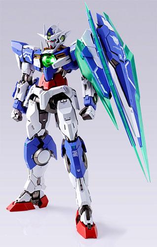 バンダイ METAL BUILD -メタルビルド- 『機動戦士ガンダムOO』 ダブルオークアンタ