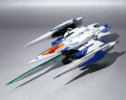 Bandai gundam00 Gundam METAL BUILD 00 Gundam seven swords & raiser + GN sword III