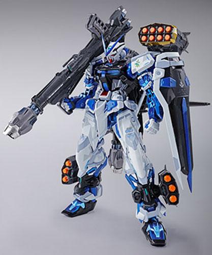 バンダイ METAL BUILD -メタルビルド- 『機動戦士ガンダムSEED』 ガンダムアストレイ ブルーフレーム(フル・ウェポン装備)