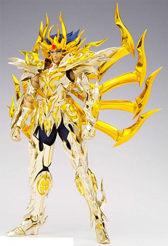 バンダイ 聖闘士聖衣神話EX【セイントクロスマイスEX】 ~かに座~ キャンサー デスマスク 【神聖衣】