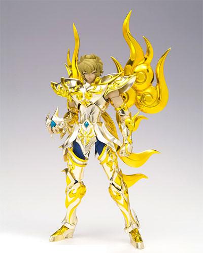 バンダイ 聖闘士聖衣神話EX 【セイントクロスマイスEX】~獅子座~ レオ アイオリア 【神聖衣】