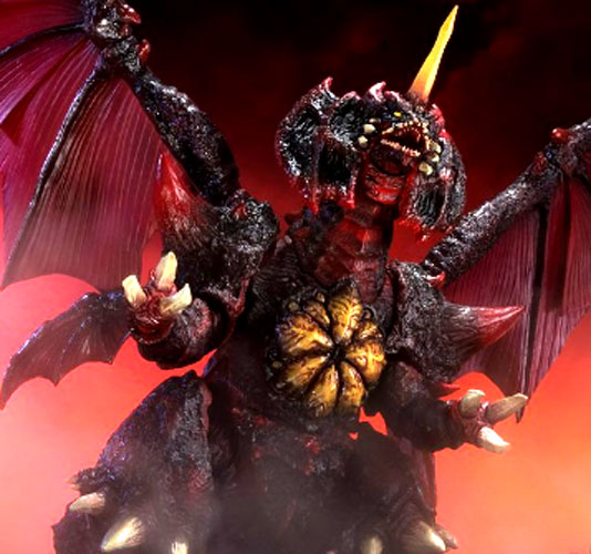 【未開封】バンダイ S.H.MonsterArts S.H.モンスターアーツ デストロイア(完全体) Special Color Ver.【魂web商店限定】