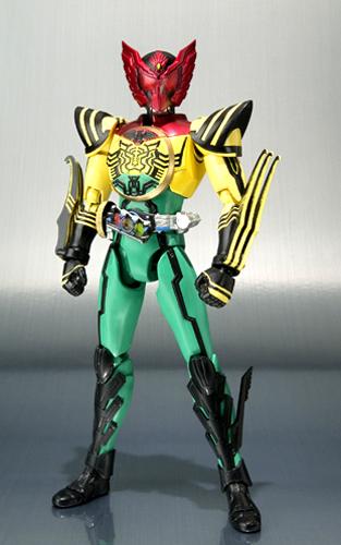 BANDAI S H  フィギュアーツ Kamen Rider OOO オーズスーパータトバコンボ