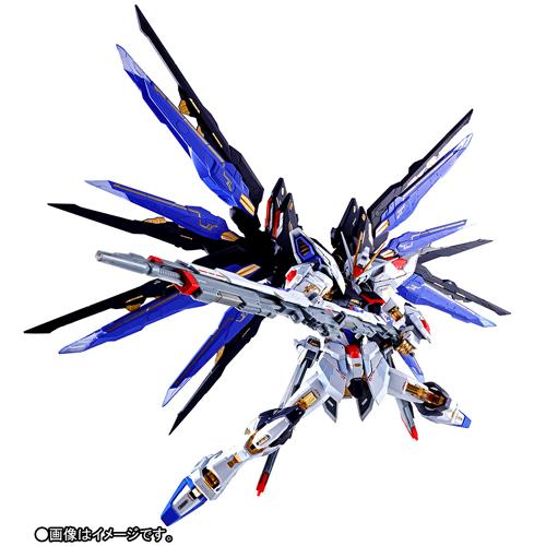 【代引不可/送料無料】バンダイ METAL BUILD -メタルビルド- 『機動戦士ガンダムSEED DESTINY』 ストライクフリーダムガンダム SOUL BLUE ver.