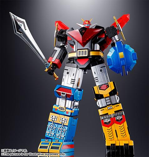 バンダイ 超合金魂 GX-60R 宇宙大帝 ゴッドシグマ リニューアルver.