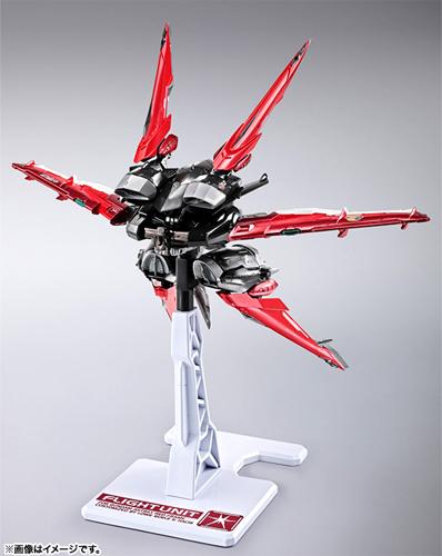 バンダイ METAL BUILD -メタルビルド- 機動戦士ガンダムSEED ASTRAY ガンダムアストレイ レッドフレーム用 フライト・ユニット オプションセット