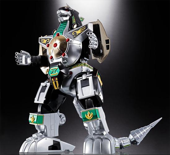 バンダイ 恐竜戦隊ジュウレンジャー超合金魂 GX-78 ドラゴンシーザー