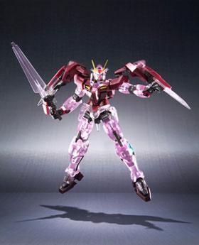 Bandai ROBOT spirits [SIDE MS] 00 Gundam TRANS-clear version