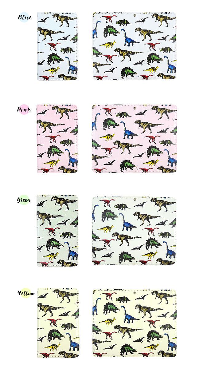 楽天市場】手帳型 恐竜柄[手書き/落書き/イラスト/かわいい/オシャレ
