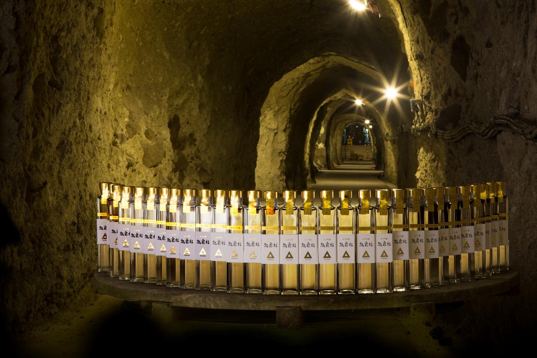 東力士 大吟醸ヴィンテージボトル 「熟露枯(うろこ)」 平成ヴィンテージ30年セット