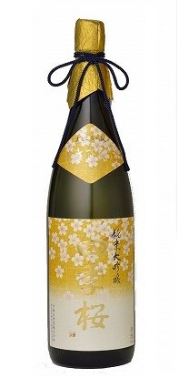 四季桜 純米大吟醸 1800ml