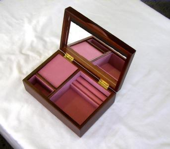 【30弁高音質】木製宝石箱(6)オルゴール
