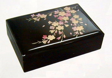 hayakku21 Rakuten Global Market Aizu lacquer jewelry box music