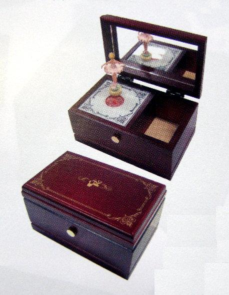 hayakku21 Rakuten Global Market Jewelry box music box red pink
