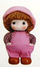 首振り人形オルゴール 安い 激安 プチプラ 高品質 5☆好評 お人形オルゴール ピンク