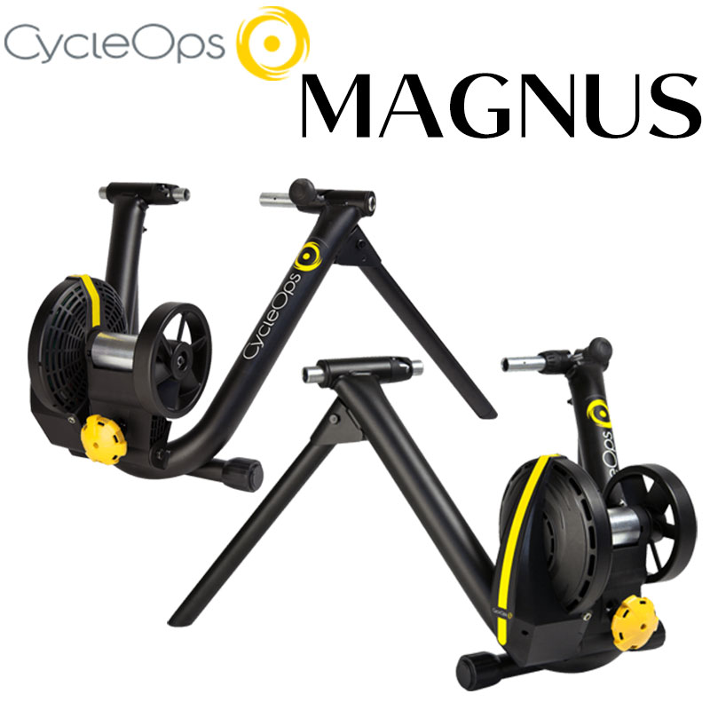 【送料無料】CycleOPS サイクルオプス MAGNUS マグナス スマートトレーナー Zwift対応 静音 静か トレーナー本体
