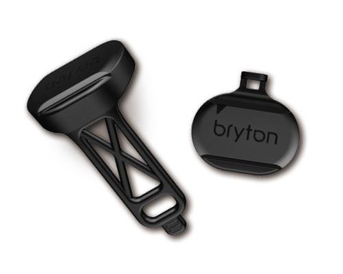 極める者には必要不可欠 送料無料 Bryton ブライトン スマートスピードセンサー 年中無休 速度計 Bluetooth対応 正規認証品 新規格 アクセサリー 4718251592293