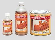 耐久性を要するテーブルや階段 手すり等のニス塗りに最適 アトムハウスペイント 塗料 出群 ペンキ 300ML 人気の定番 マホガニー 油性ニス