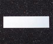 貼って叩くだけの簡単施工 駐車場 出色 アパート 施設の駐車場や床面表示サインに 厚手で破れにくい 塗料 ペンキ ネームプレート幅40cm×高さ10cm フロアサイン白線 アトムハウスペイント 2020A/W新作送料無料