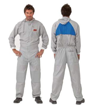3M リユーザブル塗装用防護服50425サイズ M
