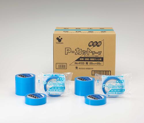 寺岡Pカットテープ No.4103 25mm