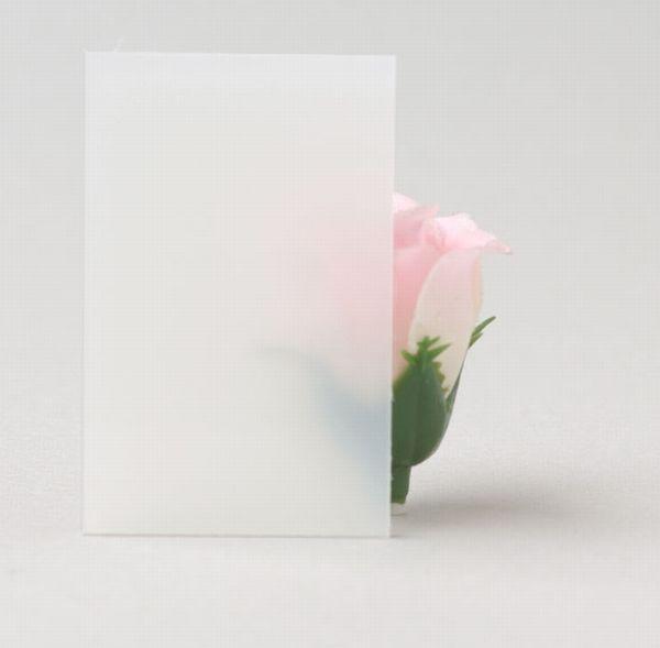 ポリプロピレン 色(ナチュラル)板厚(5ミリ) 1000×2000