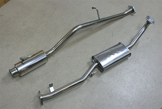 【ジムニーJA11 】HB1stトルク型マフラーセット11