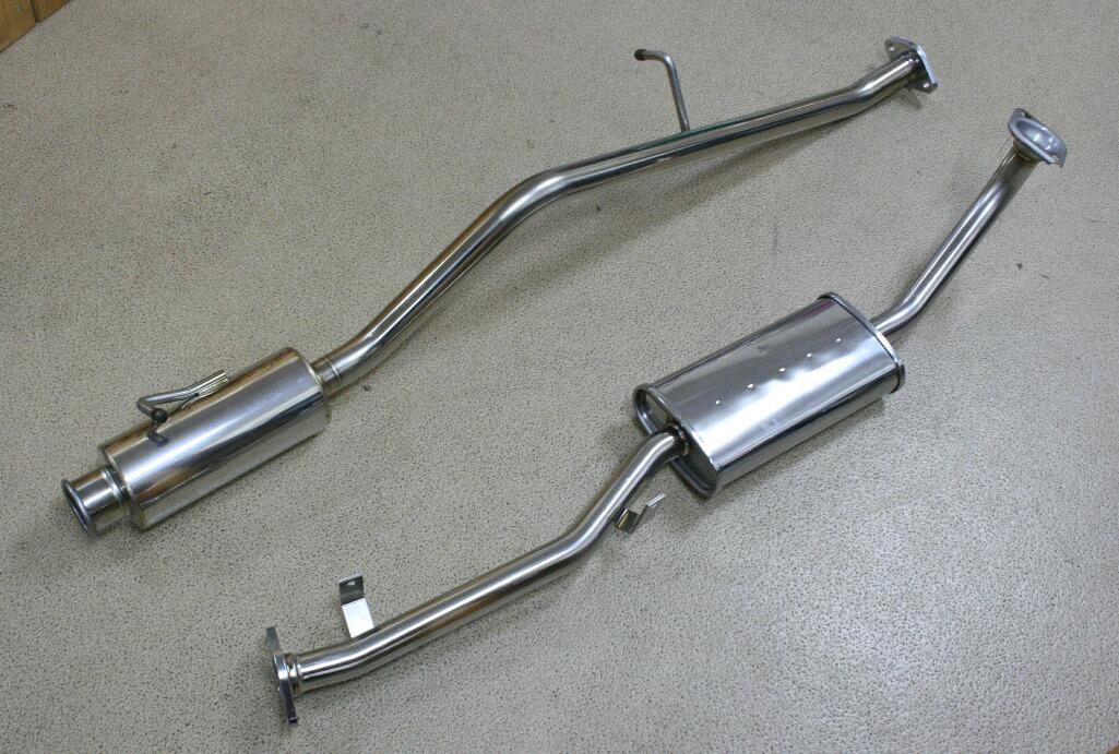 【ジムニーJA12/22】HB1stトルク型マフラーセット12