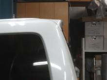 【ジムニーJB23 】HB 1stプチリヤウイング未塗装