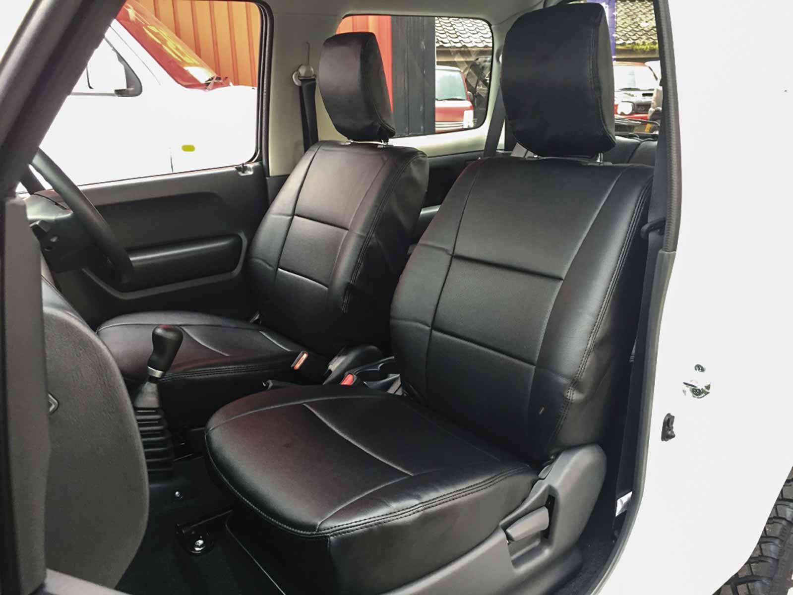 高品質 ジムニーJB23 HB1stスタンスシートカバー※型式 年式を備考欄に必ずご記載下さい 新色追加