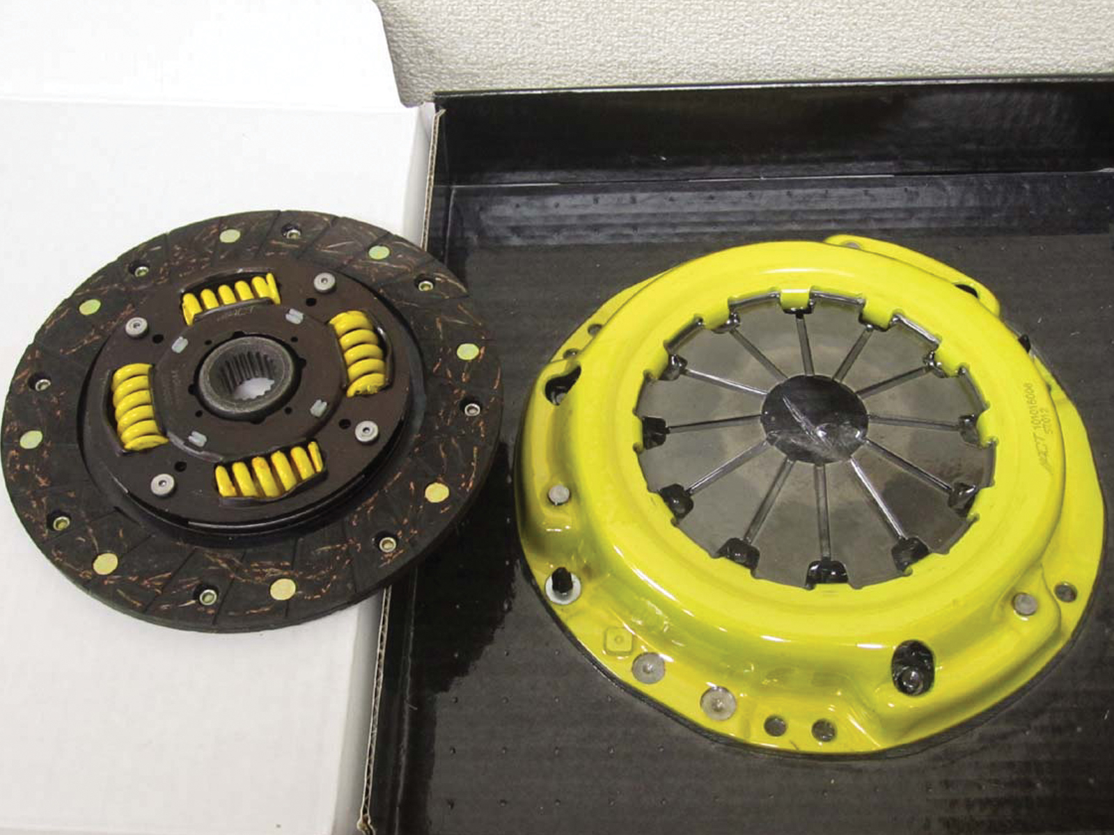 【ジムニーJB33/43 】HB1st1300強化クラッチディスク&カバー