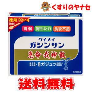恵命堂 恵命我神散 徳用 100g×4袋/【第2類医薬品】