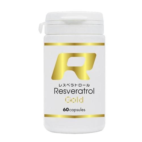 ワカサプリ Rレスベラトロールゴールド 【60錠】(分子生理化学研究所)【サプリメント】