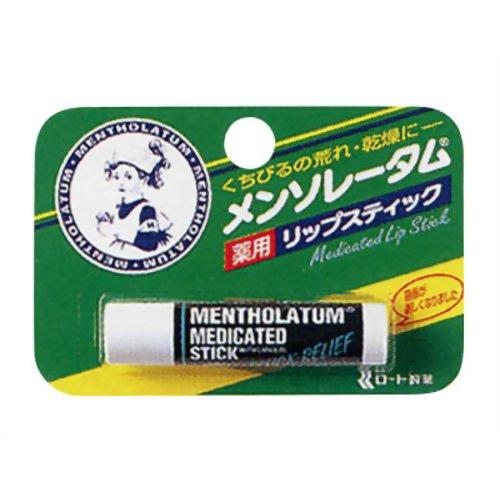 毎週更新 メンソレータム 特価キャンペーン 薬用リップスティック 4.5g リップクリーム ロート製薬