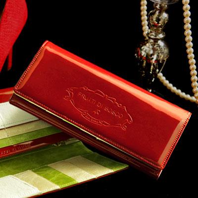 【FRUTTI】赤いハイヒールをイメージしたウォレットALBA Prima(アルバ プリマ) FRUTTI DI BOSCO フルッティ ディ ボスコ