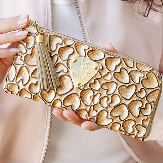 50代女性にオススメ「アタオ」の長財布