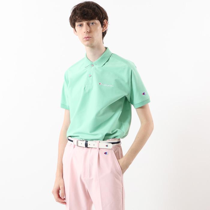 【公式】チャンピオン Champion ゴルフ ポロシャツ 20SS【春夏新作】GOLF(C3-RG304)