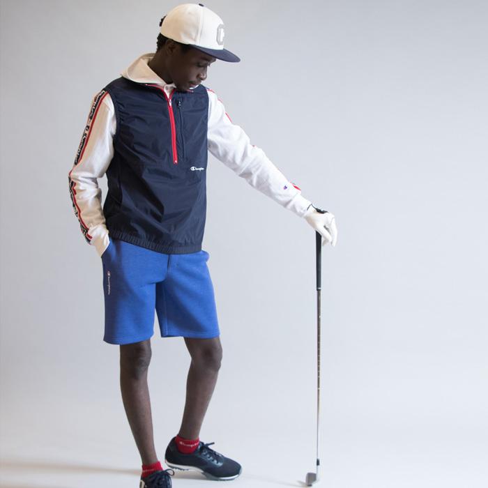 【公式】チャンピオン Champion ゴルフ ベスト 20SS【春夏新作】GOLF(C3-RG605)