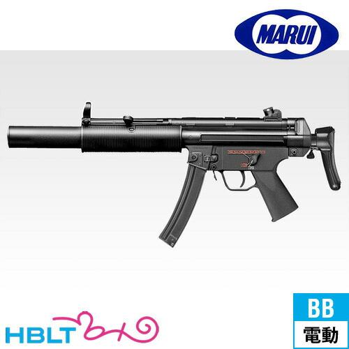 東京マルイ H&K MP5 SD6 スタンダード電動ガン /電動 エアガン HK サバゲー 銃