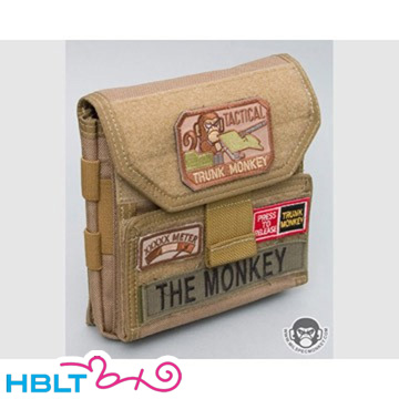 コンバットアドミン ポーチ MSM ミルスペックモンキー Monkey Combat Admin /ミリタリー MIL-SPEC MONKEY サバゲー