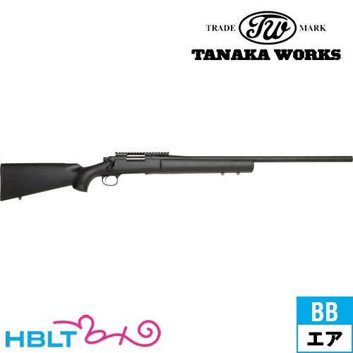 タナカワークス レミントン M700 ポリス エアーコッキング 式 ライフル 本体タナカ tanaka ボルトアクション スナイパー Sniper Remington エアガン サバゲー 銃