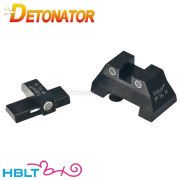 デトネーター 蓄光サイト 東京マルイ USP Compact 用 トリジコン/HK-08 タイプ /DETONATOR ST-TM20 カスタムパーツ サバゲー