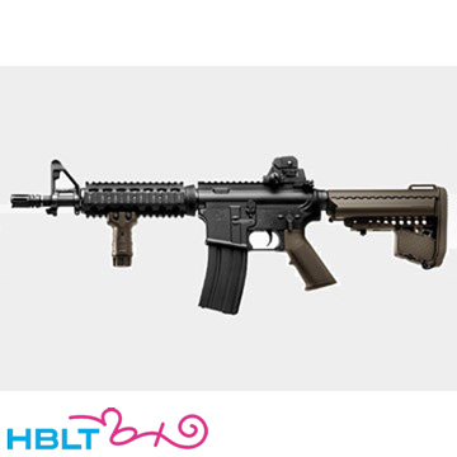 【東京マルイ】M4 CQB-R FDE 次世代電動ガン /エアガン/コルト