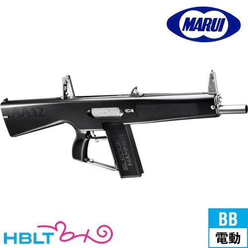 東京マルイ AA-12 フルオート電動ショットガンFET 電子スイッチ方式 散弾銃 エアガン サバゲー 銃
